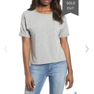 Caslon | NWT Pocket Tee